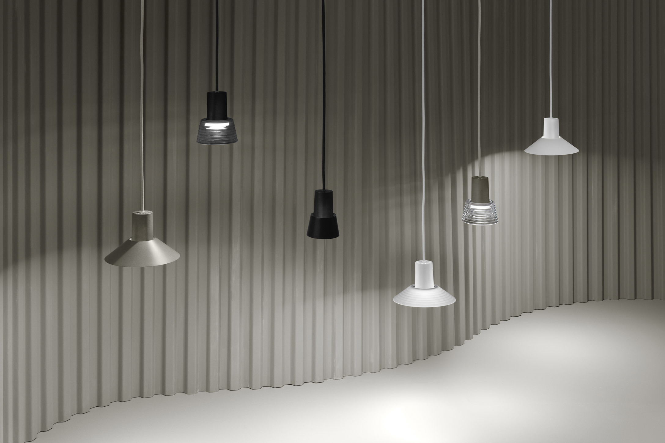 Compose Pendant Lights